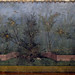 Painted Garden, Villa of Livia, details with fir