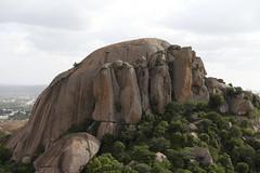 Ramanagaram rock (Scalino) Tags: india rock hill karnataka sholay ramanagaram cheesenaan