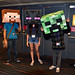 "Steve, Enderman, Creeper • <a style=""font-size:0.8em;"" href=""http://www.flickr.com/photos/14095368@N02/7711272592/"" target=""_blank"">View on Flickr</a>"