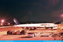 Beta Cargo - PP-BRI (Aviacaobrasil) Tags: betacargo boeing707 alexandrebarros