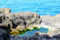 - (lynnstrlng) Tags: rock sea formation landscape cliff coral rocas mar paisaje acantilado flickr