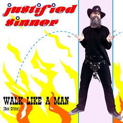 Walk Like A Man (Sex Crime) - 24 (the justified sinner) Tags: justifiedsinner borisbally imagine jewellery jewelry iron steel silver gun weapon pittsburgh police amadeorossi leopoldo brazil foundobject cz penis cock star codpiece divine music rachaelcolley