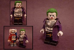 Custom Lego Suicide Squad: The Joker (TheMooseFigs) Tags: curtis