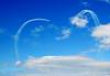 Bray Air Show 2016 - Curoe. A big heart (Longreach - Jonathan McDonnell) Tags: bray airshow dublin dsc0143 copy freccetricolori 313°gruppoaddestramentoacrobatico curoe aermachhi aermacchimb339 sky cloud justclouds brayairdisplaybrayairdisplay2016 brayairdisplay brayairdisplay2016 wwwbrayairdisplaycom cowicklow braycowicklow