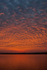 August Sunrise ((  Jennifer  )) Tags: sunrise img8140 torch lake