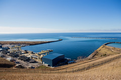 Ludington Pumped Storage Hydroelectric Plant (soumit) Tags: pumpedstoragehydroelectricplant 2015 ludington michigan november thanksgiving unitedstates