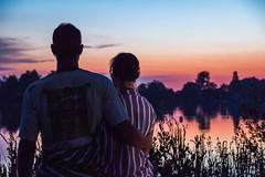 IMG_5192 (ArtsyFrames_Karlon) Tags: sunset availablelight peoplephotography protrait evening mood love couple