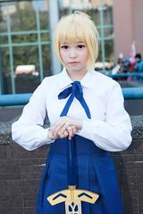 MiNe-5DII_106-2049RG (MiNe (sfmine79)) Tags: taiwan cosplay comicworldtaiwan autumn sunny   gps fatestaynight canoneos5dmarkii canonef2470mmf28lusm photo
