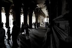 Inside the temple (Enricodot ) Tags: enricodot temple india street streetphotographer pray desaturation ilobsterit