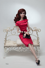 Agnes Optic Verve (viola_sun) Tags: agnes optic verve fashion royalty