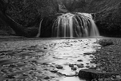 Do believe in the mystical (OR_U) Tags: 2016 oru iceland systrastapi stjrnarfoss river waterfall water le longexposure bw blackandwhite blackwhite schwarzweiss kirkjubjarklaustur geirland