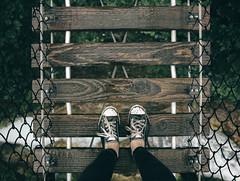 #705 (-HannahKemp) Tags: converse chucks bridge washington lavacanyonbridge lavacanyon shoes