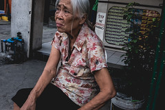 244/365 (Nico Francisco) Tags: street color old woman 365