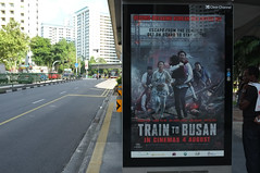 That's it! I'm taking the bus! (Samsul Adam) Tags: bukit panjang plaza singapore fujifilm x100 23mm f2 train busan bus traintobusan movie