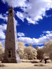 Tower at Memorial Park Cemetery