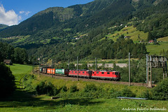Re10/10 [CH-SBB] - Destinazione Gallarate, Gallarate citt! (Andrea Bellandi) Tags: re66 re44 re 44 66 re1010 1010 re420 re620 420 620 andreafelicebellandi bellandi andreabellandi quinto varenzo sbb sbbcargo sbbcffffs schweizerischebundesbahnen cheminsdeferfdrauxsuisses ferroviefederalisvizzere cargo merci treno train rail rails track tracks railway gotthard gotthardbahn bahn zug wetron