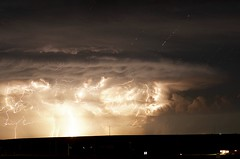 Kimball Thunderstorm (Composite) 85mm (northern_nights) Tags: thunderstorm lightning composite kimballnebraska clouds mammatus 100v10f
