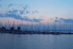 lake balaton 2 (sunsetsra) Tags: balaton hungary lake nature water balatonboglar balatonboglr sunset sundown sky twilight waterscape