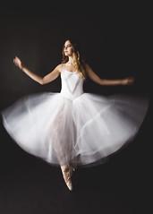 Sara (EwaMK_fotoaurinko.com) Tags: seleccion balle balet sara dance bailarina