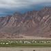 Vales lotados de gers dos cazaque-mongóis