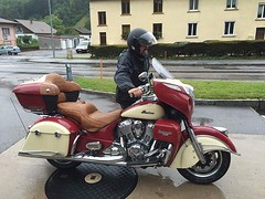 Sortie Vosges Fred & JF (Ludo Road-SixtySix) Tags: indian roadmaster