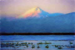 Digital Pastel Drawing of Mount Shasta By Charles W. Bailey, Jr. (Charles W. Bailey, Jr., Digital Artist) Tags: mountshasta whitemountain volcano cascaderange siskiyoucounty california usa northamerica photoshop photomanipulation topaz topazlabs topazdejpeg topazdenoise topazdetail topazclarity topazremask topazclean topazrestyle topazimpression drawing pastel pasteldrawing art fineart visualarts digitalart artist digitalartist charleswbaileyjr