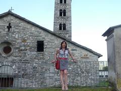 Rezzago - Chiesa SS. Cosma e Damiano (Alessia Cross) Tags: crossdresser tgirl transgender transvestite travestito
