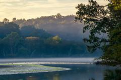 This Morning's Light on Bull Sluice Lake (axi11a) Tags: atl atlanta localparks parks marietta georgia unitedstates us lake sunrise