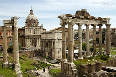 """Roman Forum • <a style=""""font-size:0.8em;"""" href=""""http://www.flickr.com/photos/89679026@N00/6982495938/"""" target=""""_blank"""">View on Flickr</a>"""