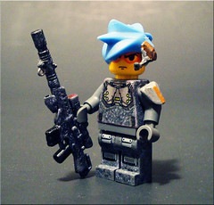 HorizonCorp. Security (brick-a-brack) Tags: punk lego military camo custom javan cyber minifigure lcn brickabrack