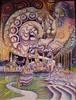 Awaken_38x40_c2010sm (LouisBraquet) Tags: original art pen ink sketch drawing originalart surrealism dream surreal fantasy surrealist dreamlike mythology unconscious penandink jungian freudian hallucinogenic psychoanalysis fantasticrealism subconscious psychoanalytical mythologicalart modernsurrealism modernsurrealist unconsciousimagery