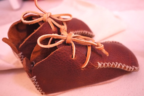 cindy kuo / handmade infant shoes