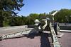 Berlin Monument to Soviet Soldiers Howitzer &T34 (Canon John's 7D (Wow! 3,000,000+ views, Thanks)) Tags: curved warmemorial tiergarten sovietunion portico redarmy berln sowjetischesehrenmal monumenttosovietsoldiers battleofberlin thesovietwarmemorial 80000dead columnedstoa t34tanks redarmyml20152mmgunhowitzer