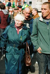 "Wearing the Shamrock... (Anthony Cronin) Tags: ireland dublin green film st analog 35mm patrick ishootfilm celtic stpatrick apug shamrock stpatricksday 2012 nikonf80 saintpatricksday paddysday march17 march17th dubliners dublinstreet patrick's dublinstreets ©allrightsreserved ""saint ireland"" dublinlife streetsofdublin irishphotography patricksdayparade lifeindublin irishstreetphotography 50mmf14dnikkor dublinstreetphotography streetphotographydublin anthonycronin livingindublin insidedublin livinginireland streetphotographyireland expiredfujicolor200 fujicolor200superia tpastreet wearingtheshamrock photangoirl"