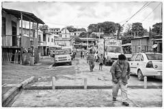 Harsh life (Marc Rauw.) Tags: poverty street blackandwhite bw monochrome geotagged blackwhite kitlens olympus olympuspen equador m43 flickrduel 1442mm epl1 microfourthirds μ43 geo:lat=2610555923475117 geo:lon=8030238128472519 puortodelmorro