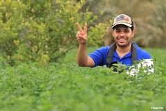 (HASAN_ADEL) Tags: macro green nature canon photography king photographer farm saudi arabia 85 adel ksa hasan   mishal ortrait raihan      60d