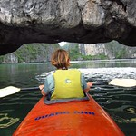 "Claudia Entering Lagoon <a style=""margin-left:10px; font-size:0.8em;"" href=""http://www.flickr.com/photos/14315427@N00/7268253650/"" target=""_blank"">@flickr</a>"