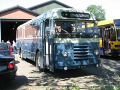 ZuidOoster museumbus 6778 Keldonk NBr (Arthur-A) Tags: bus netherlands buses museum nederland autobus brabant noordbrabant sva daf bussen denoudsten zuidooster keldonk boerenbusje