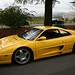 "Yellow Ferrari 355 • <a style=""font-size:0.8em;"" href=""http://www.flickr.com/photos/53529557@N05/7321218104/"" target=""_blank"">View on Flickr</a>"