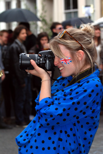 Offley Rd Jubilee party - photographer