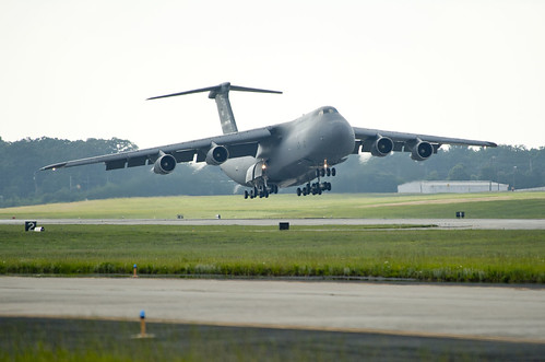 Touchdown! Another C-5 Inducted to Become Super