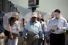 Executius de las Vegas Sands visiten el Parc A...