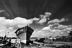 Kerala Boats Trawlers Fishing Repairs dry Docks Photography (Anoop Negi) Tags: travel portrait india fish tourism island photography for boat photo fishing dock media ship fort delhi indian bangalore creative dry kerala best po mumbai cochin anoop bnw kochi trawler ernakulam negi willingdon ezee123 jjournalism