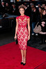 Stacey Keibler Mercedes-Benz Fashion Week - Fall 2012 - Marchesa - Outside Arrivals New York City, USA