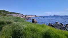 cameraphone sea summer seascape norway landscape norge... (Photo: la1cna on Flickr)