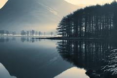Buttermere (milouvision) Tags: trees landscape lakes
