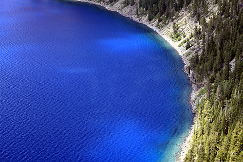 Perfect Blue, Crater Lake National Park