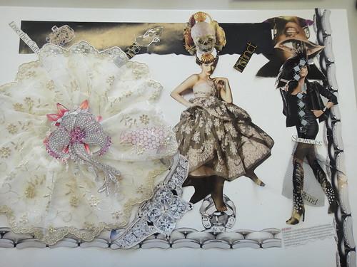 Fashion Design Research Board