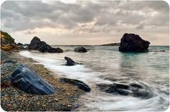 Cala Flores (2) (Legi.) Tags: espaa costa seascape flores de landscape mar spain cabo nikon europa 1855 cartagena cala palos mediterrneo d5100