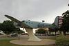AT-11 Kansan, U.S. Army Air Force (41-9545), Texas, Randolph Air Force Base (EC Leatherberry) Tags: texas display aircraft military 1941 usairforce usarmyairforce bombertrainer traineraircraft beechaircraft at11kansan